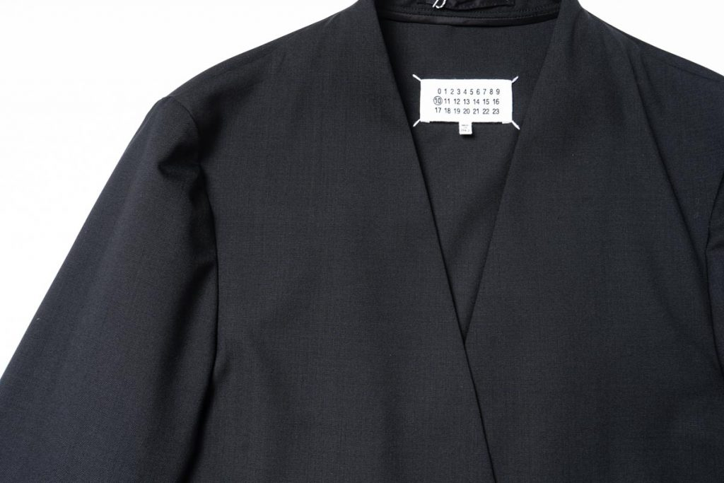Maison Margiela  No Collar Jacket