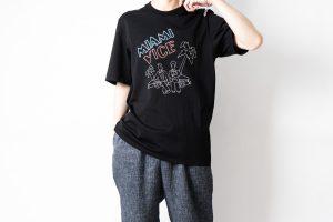 Bengt paris 「刺繍Tシャツ」