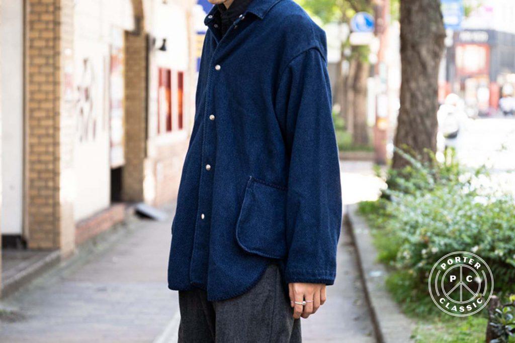 ポータークラシックのKENDOシャツジャケット