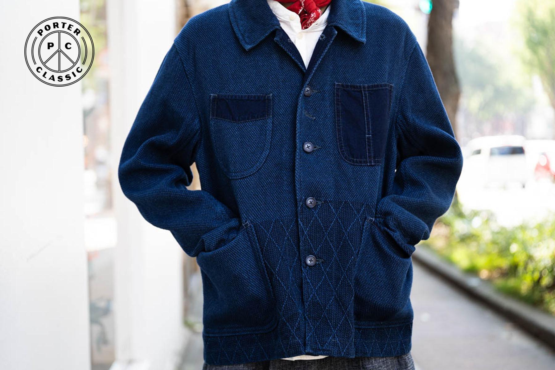 ポータークラシックのKENDOフレンチジャケット