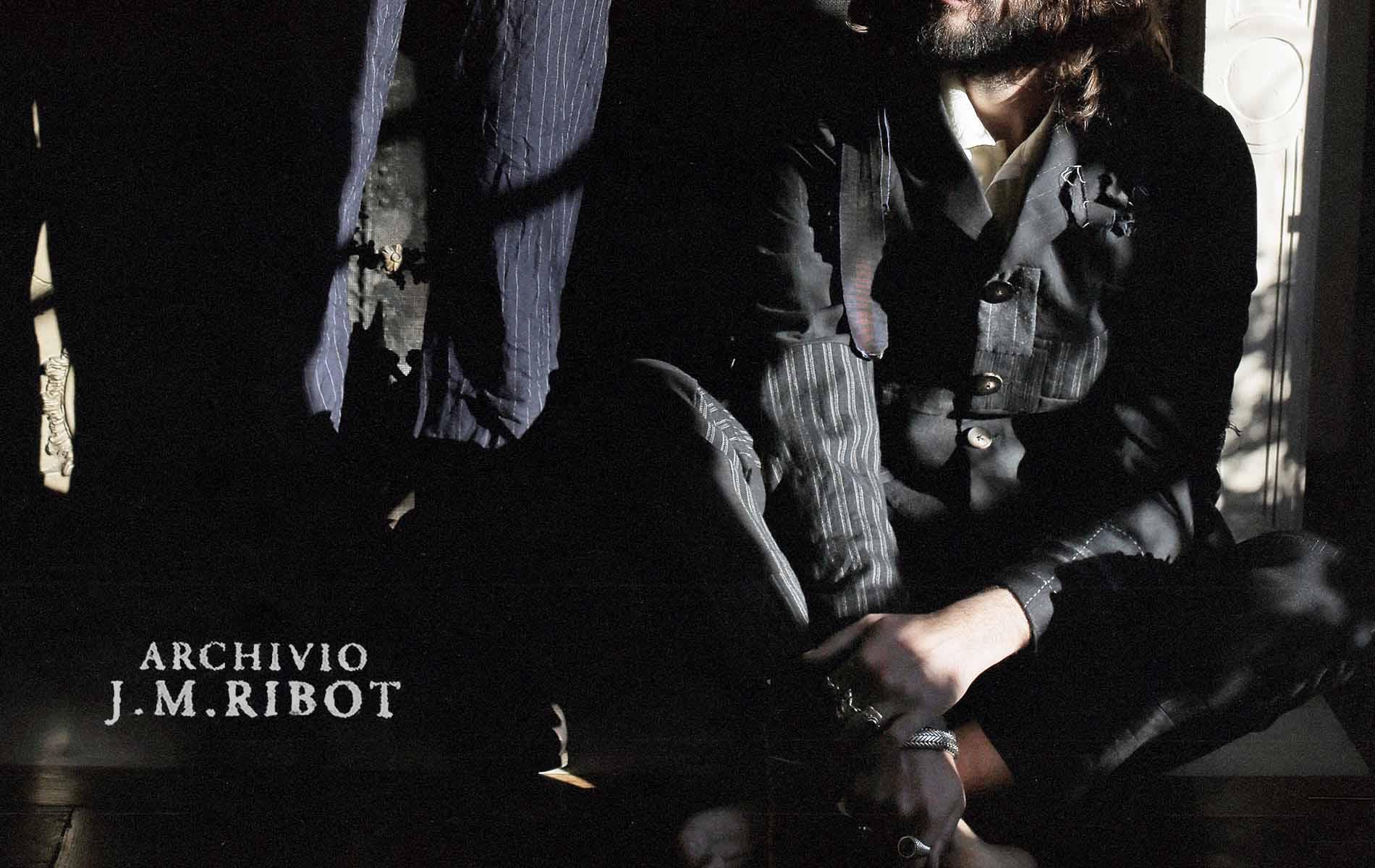 ARCHIVIO J.M.Ribot 2020-21Autumn&Winter image look