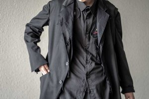 ヨウジヤマモト 20-21AW 3B Layered Reversible Jacket