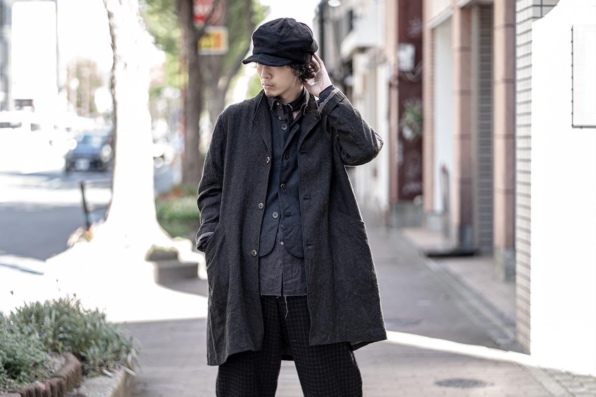 レナード・プランク  新作帽子2型発売開始!!