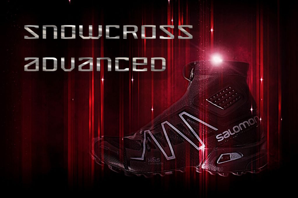 SALMON ADVANCED SNOWCROSS ADV