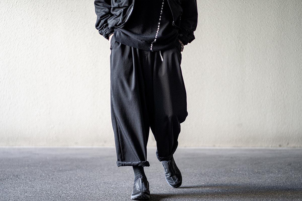 ヨウジヤマモト 20-21AW Basic Pants