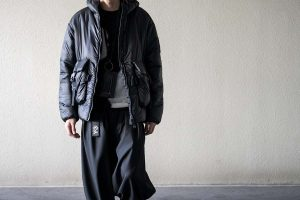 Y-3 20-21AW Ch3 Lightweight Puffy Jacket