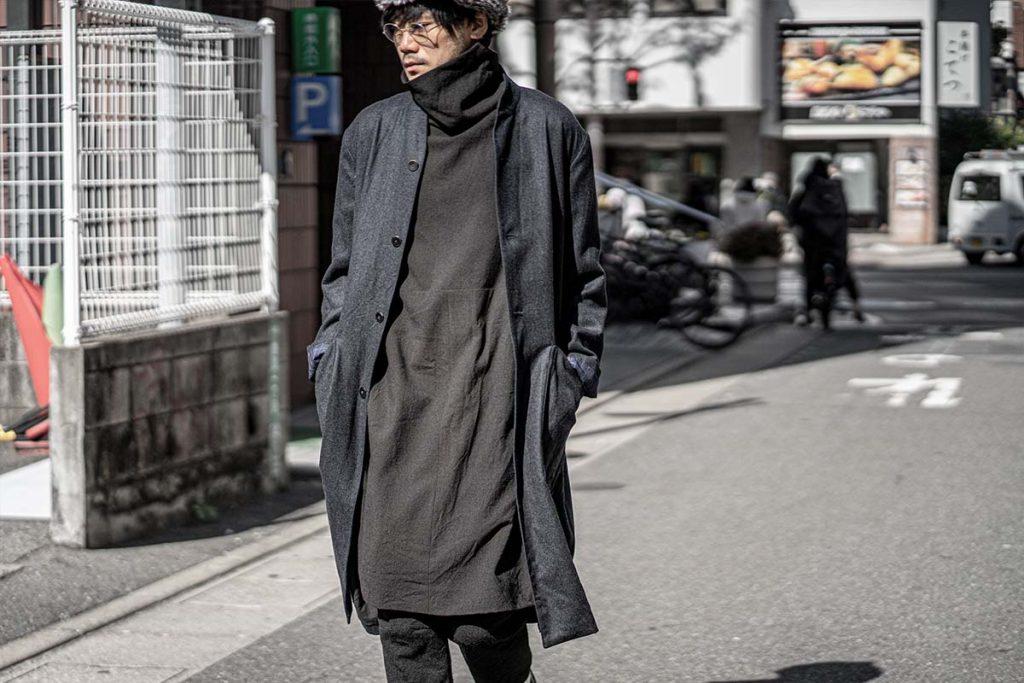 アラキユウ 20-21AW Atelier Coat
