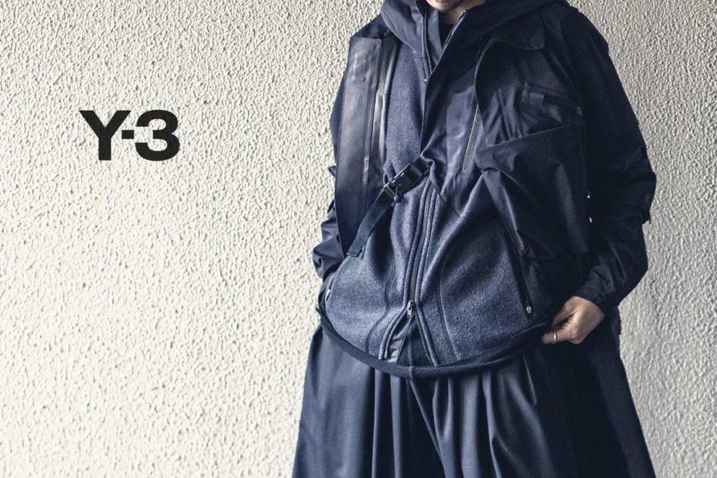 Y-3 20-21AW Ch1 Fleece Vest