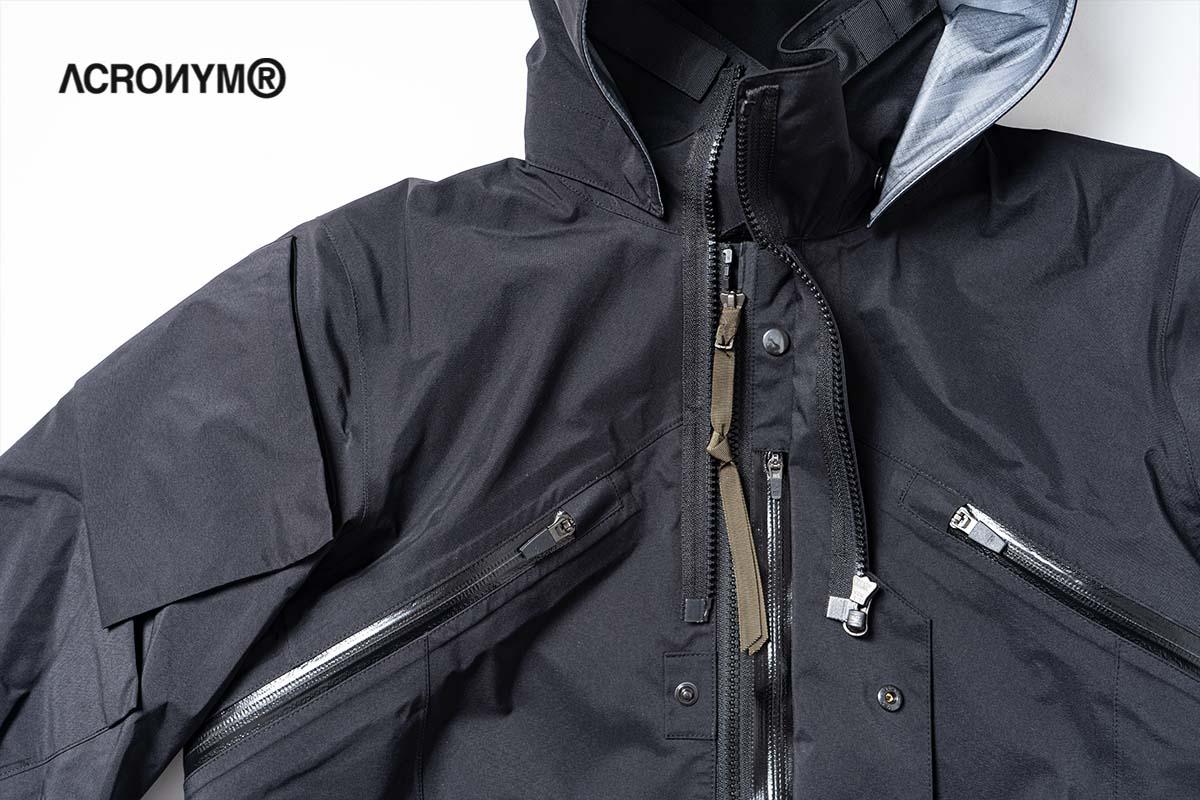 ACRONYM 3L Gore-Tex Pro Interops Jacket (J1B-GT)