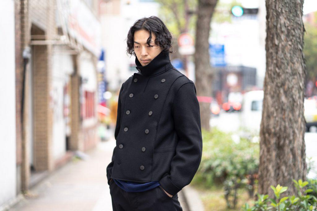 トゥーグッドのソルジャージャケット