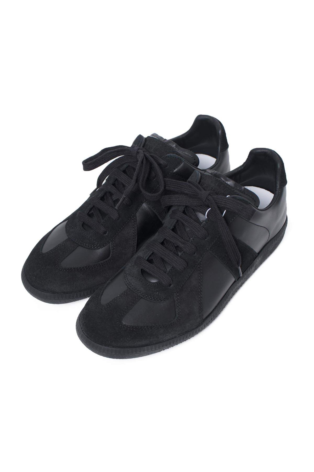 German Trainer All Black[2021SS]