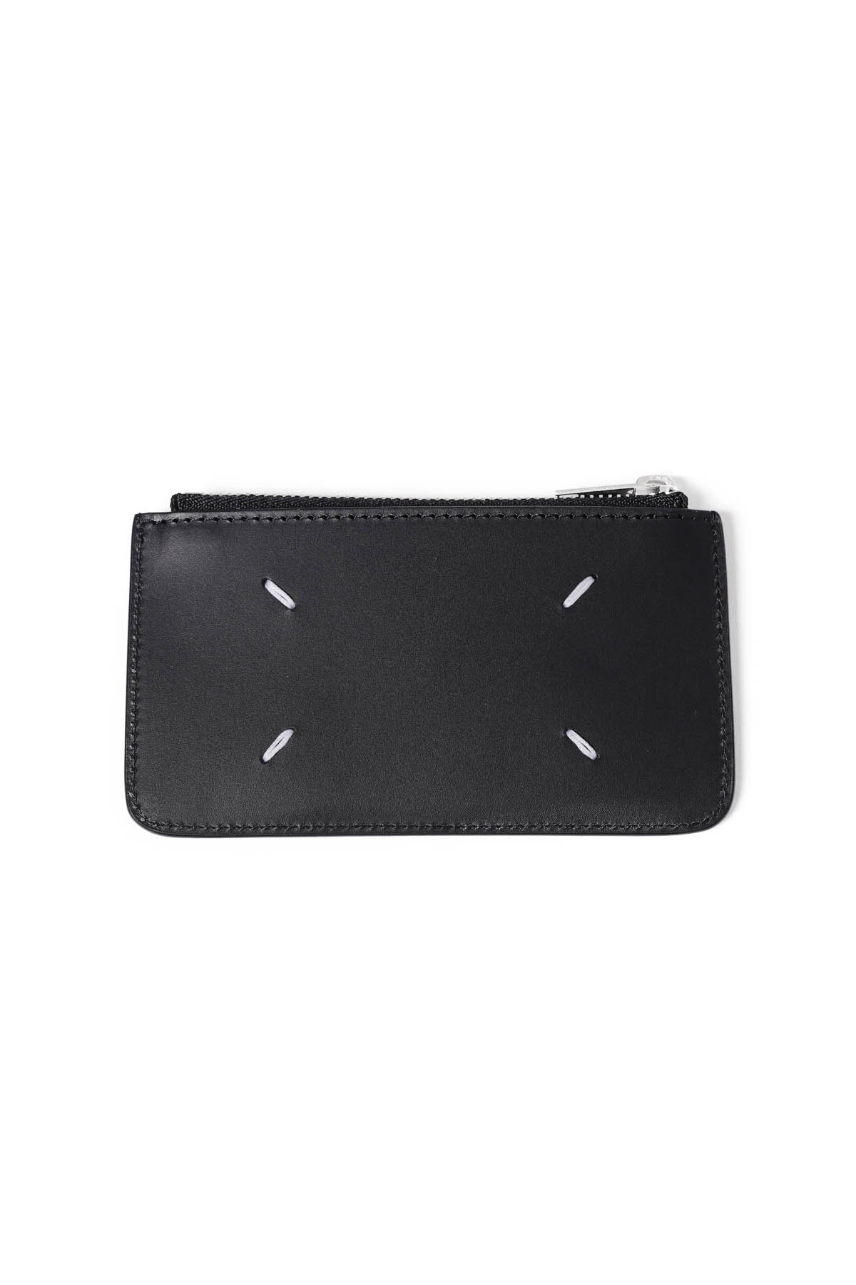 Leather Card Holder Black[2021SS]