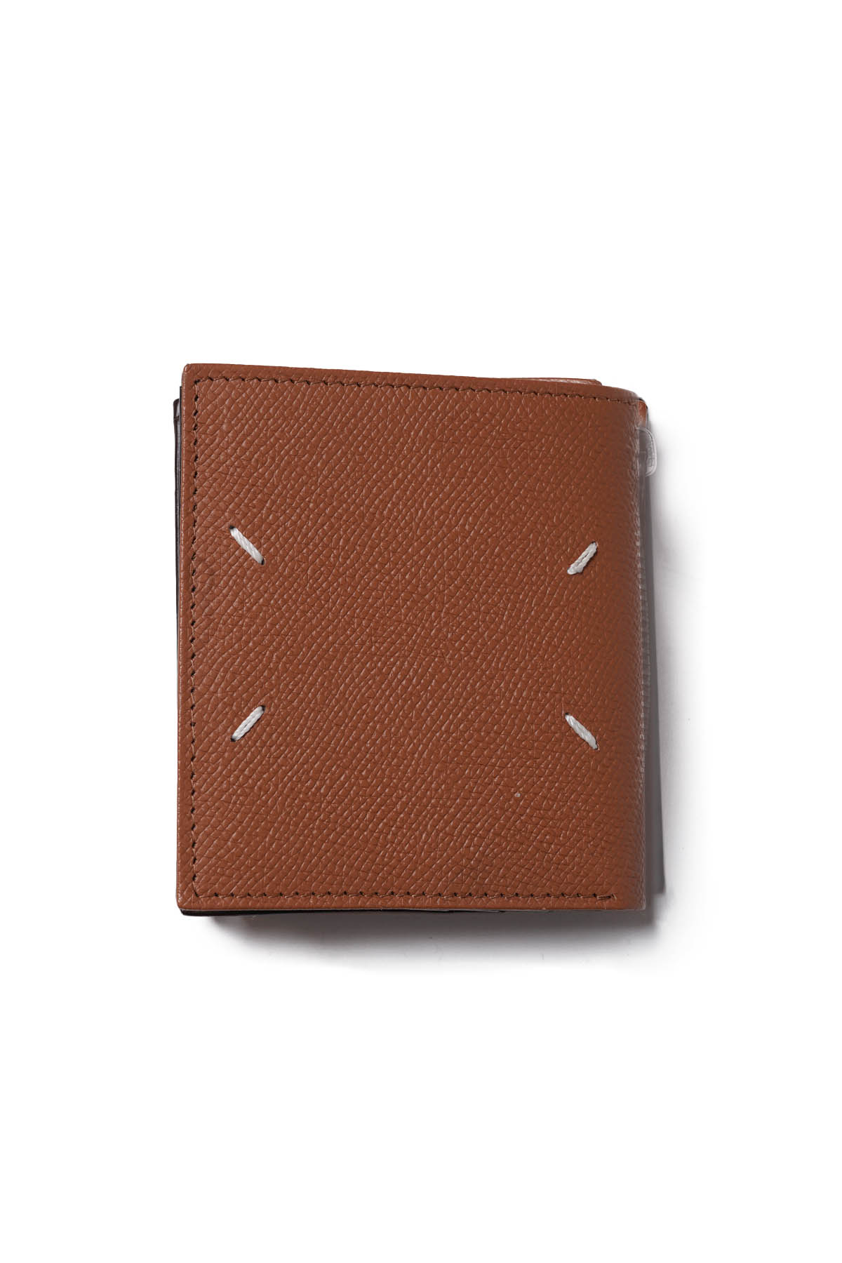 Bi-Fold Mini Wallet Brown[2021SS]