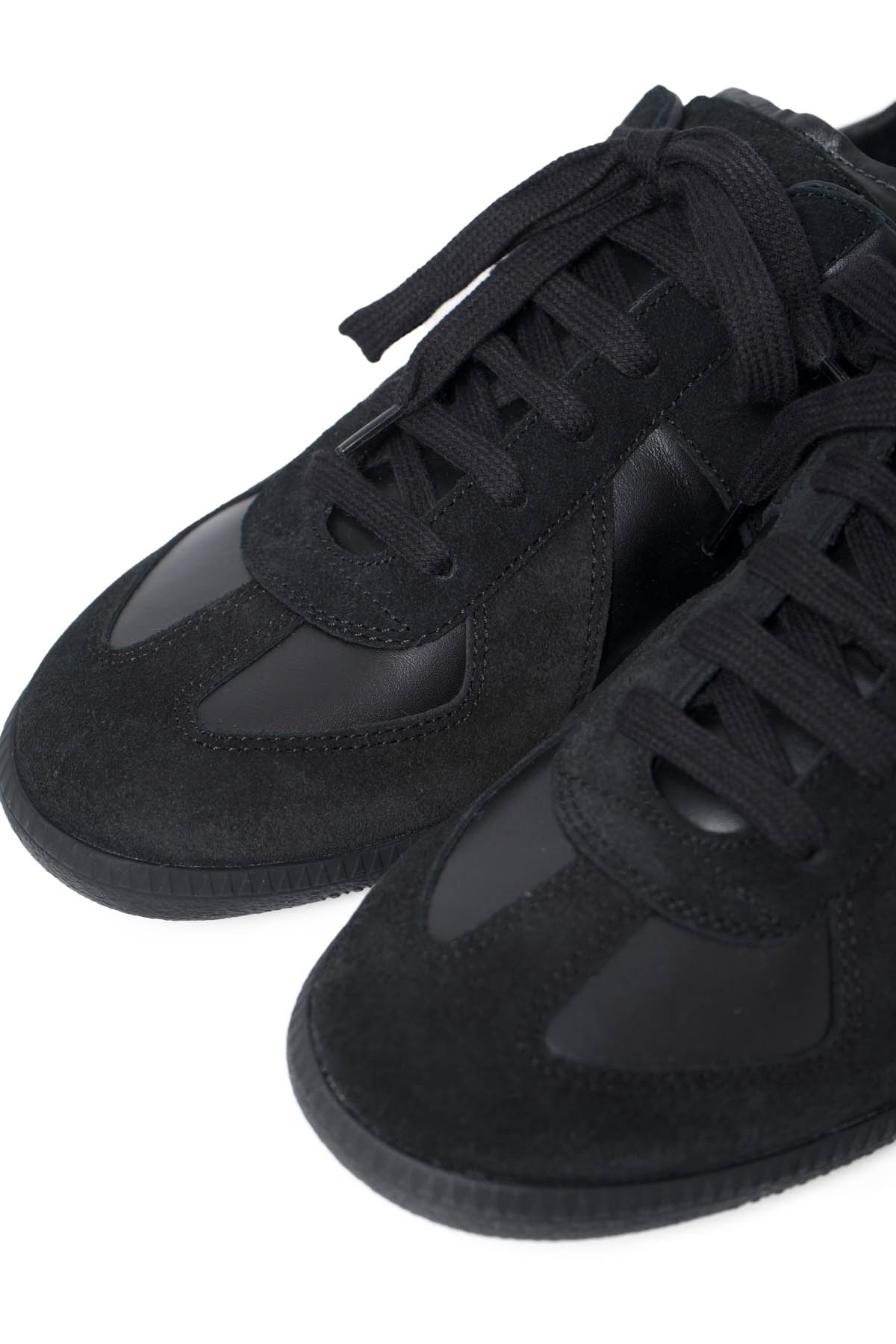 German Trainer All Black[2021SS]