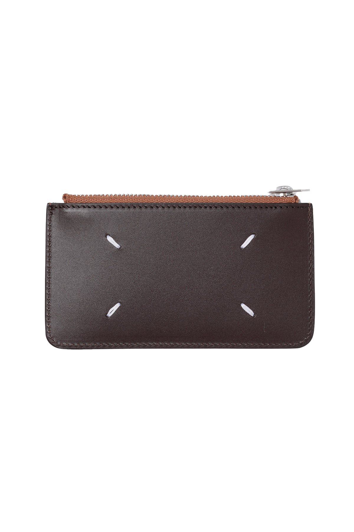 Leather Card Holder Brown[2021SS]