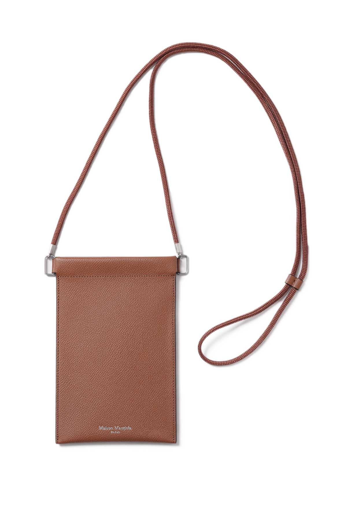 Leather Document Holder Brown[2021SS]