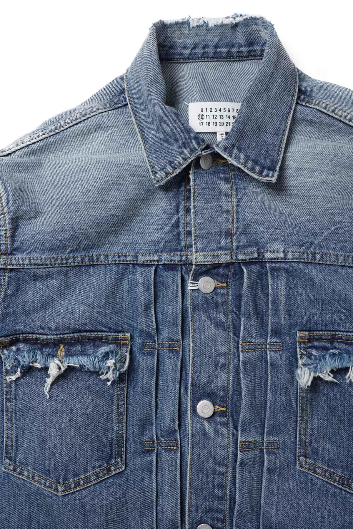 Denim Jacket [2021SS]