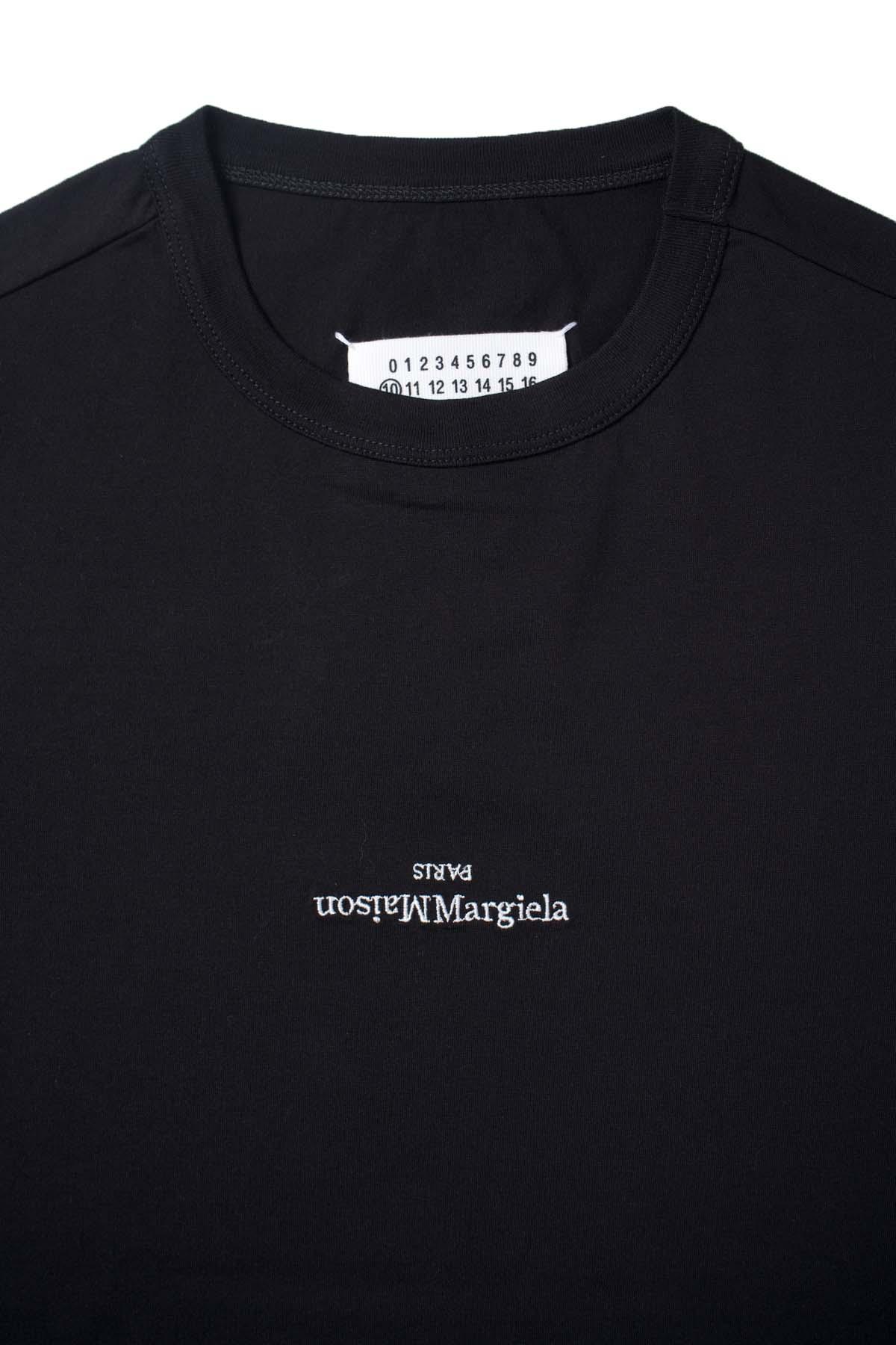 Reverse Logo T-shirt [2021SS]