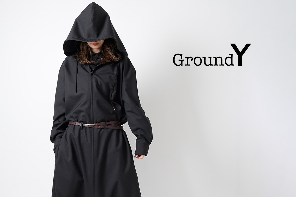 Ground Y 2021年春夏 オーバーオール