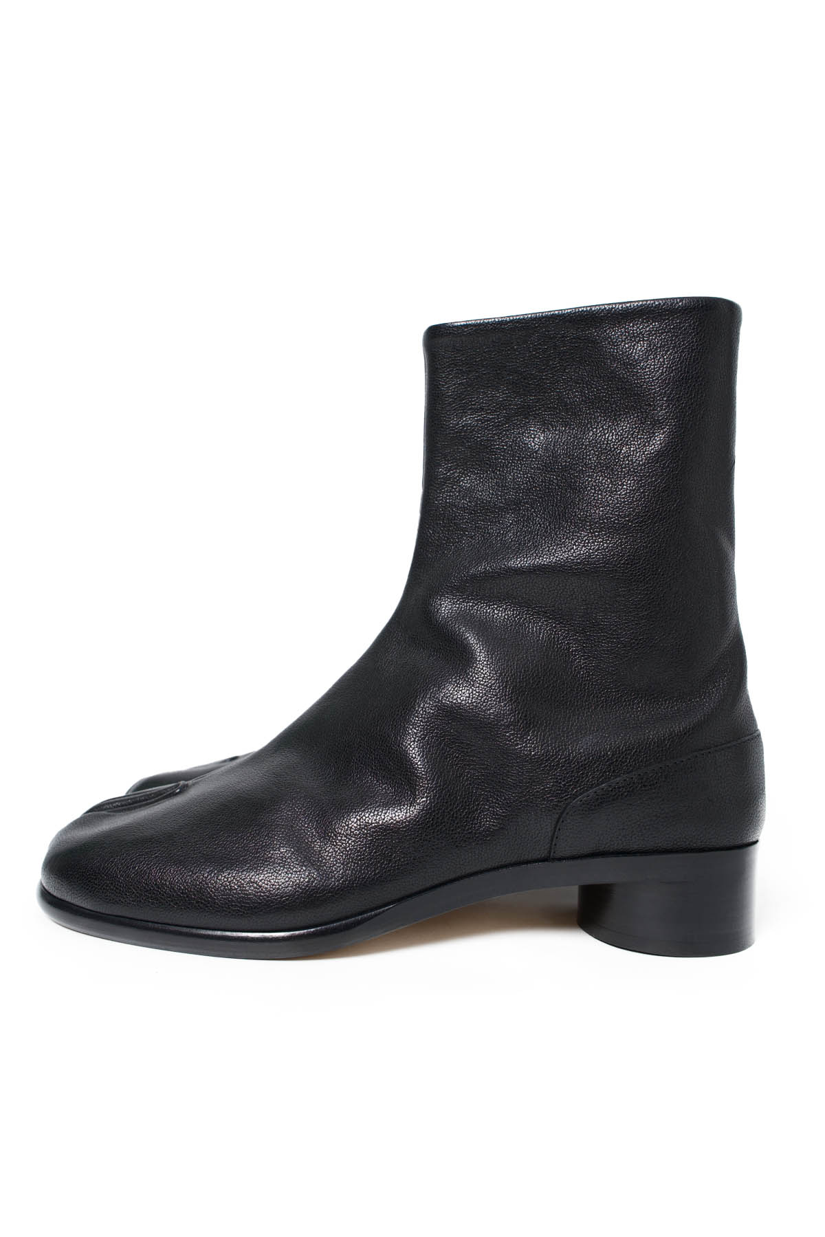 Tabi Boots 30mm Camel Leather [2021SS]