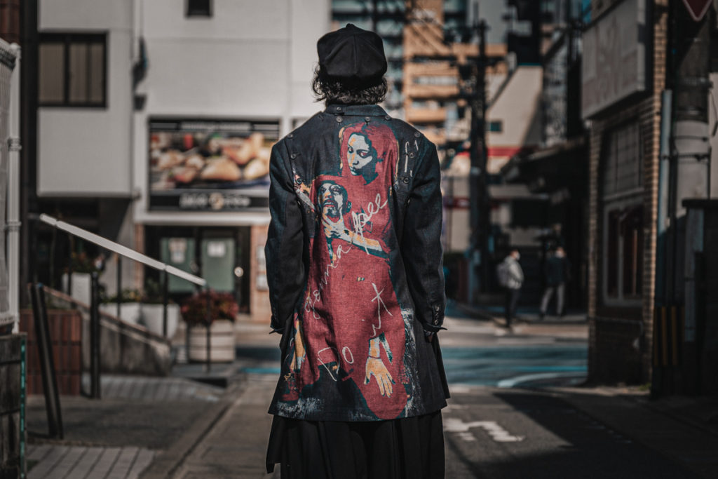 YOHJI YAMAMOTO Delivery D 発売開始!!