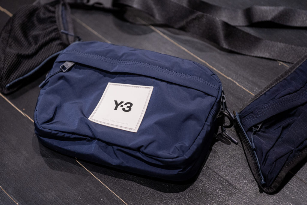Y-3 21SS Classic Sling Bag