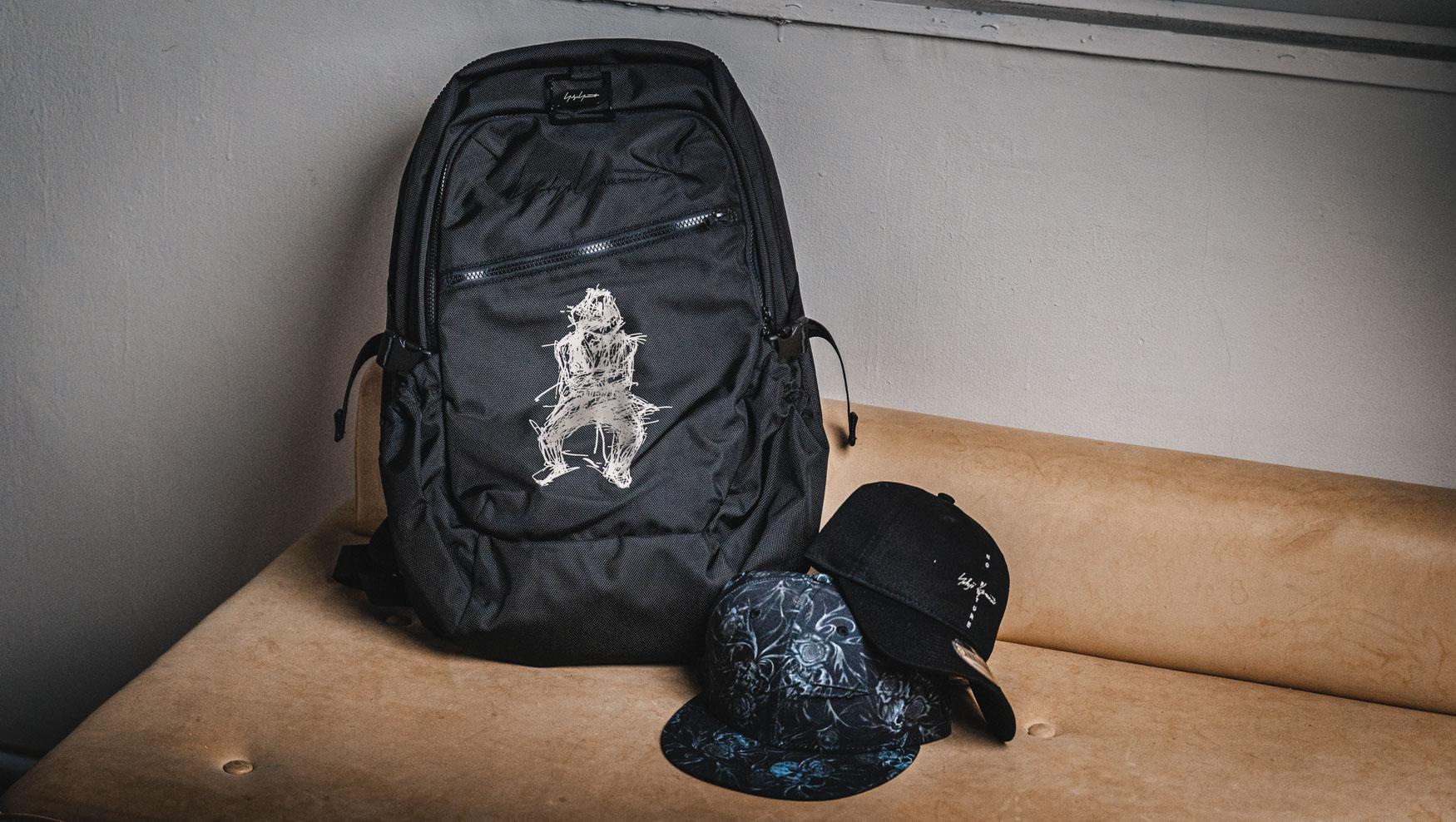 Yohji Yamamoto × NEWERA Urban Pack