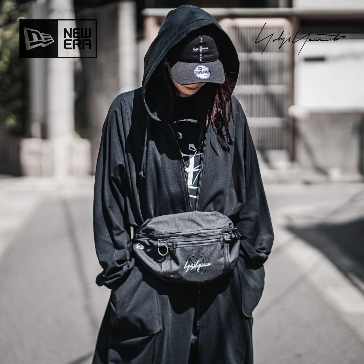 ヨウジヤマモト × ニューエラ 2021SS Waist Bag
