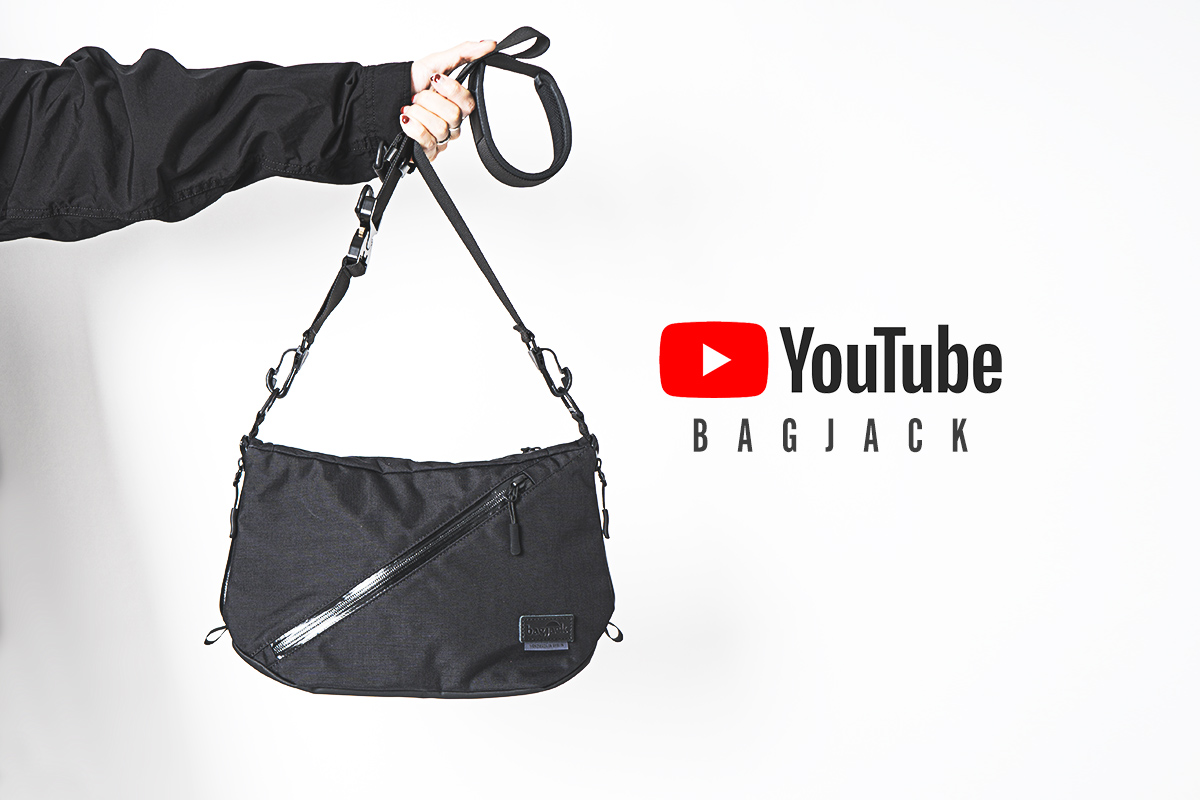 バッグジャックのスナイパーバッグ