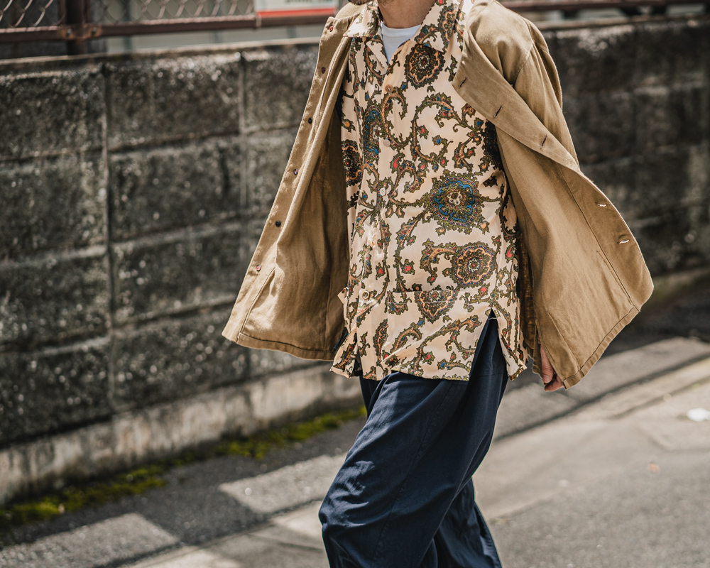 HUES 2nd floor 21SS Style Image vol.2 in May
