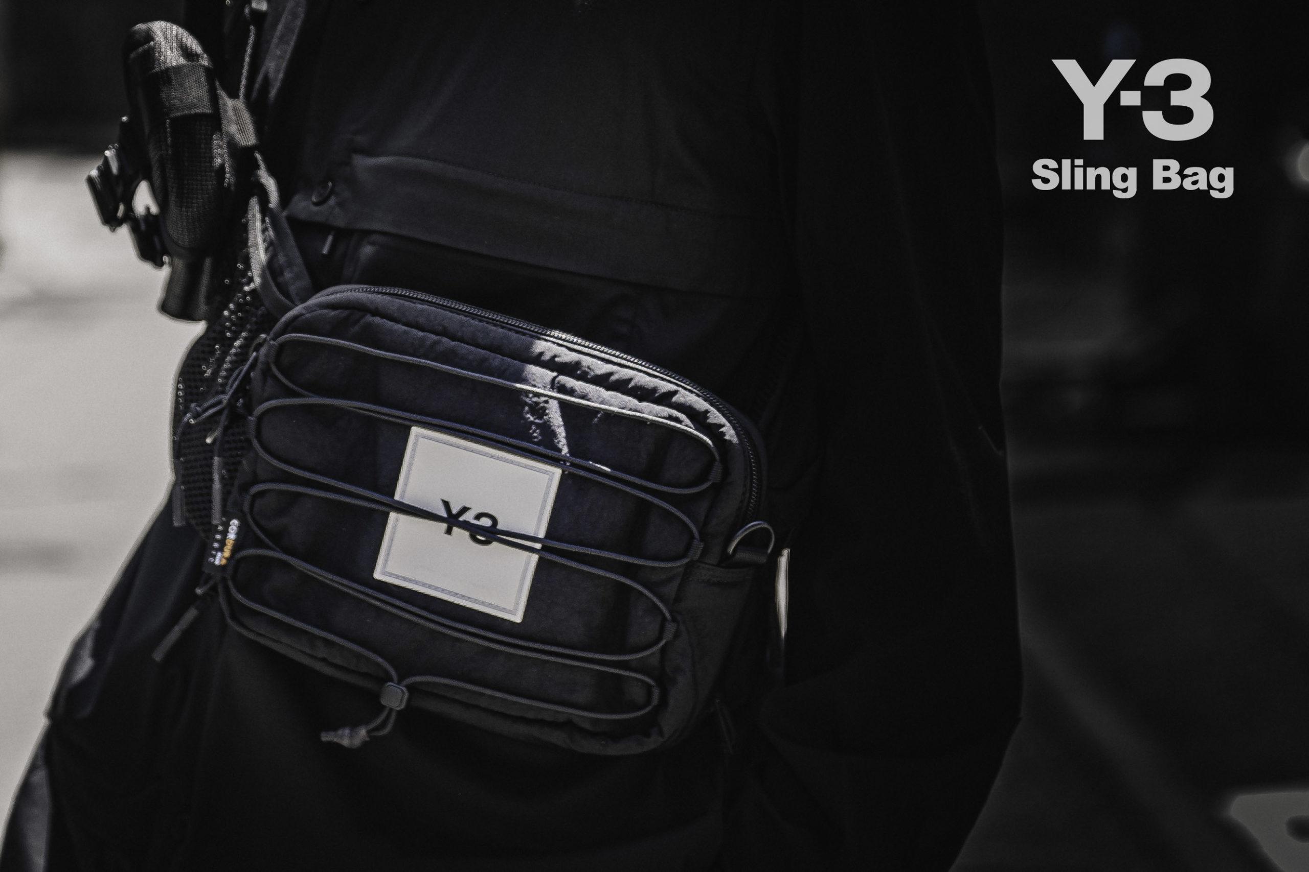 Y-3 21-22AW Sling Bag