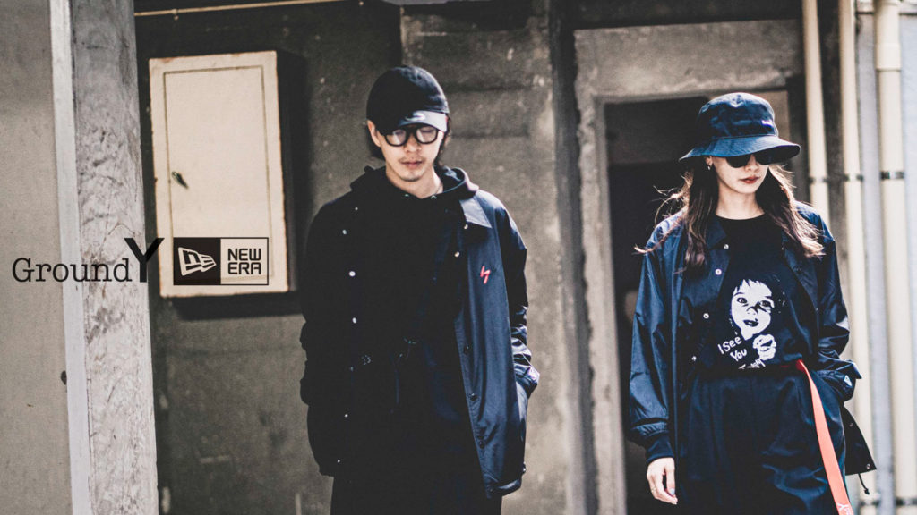 Ground Y × NEW ERA 21-22AW Collection 9.21 発売開始