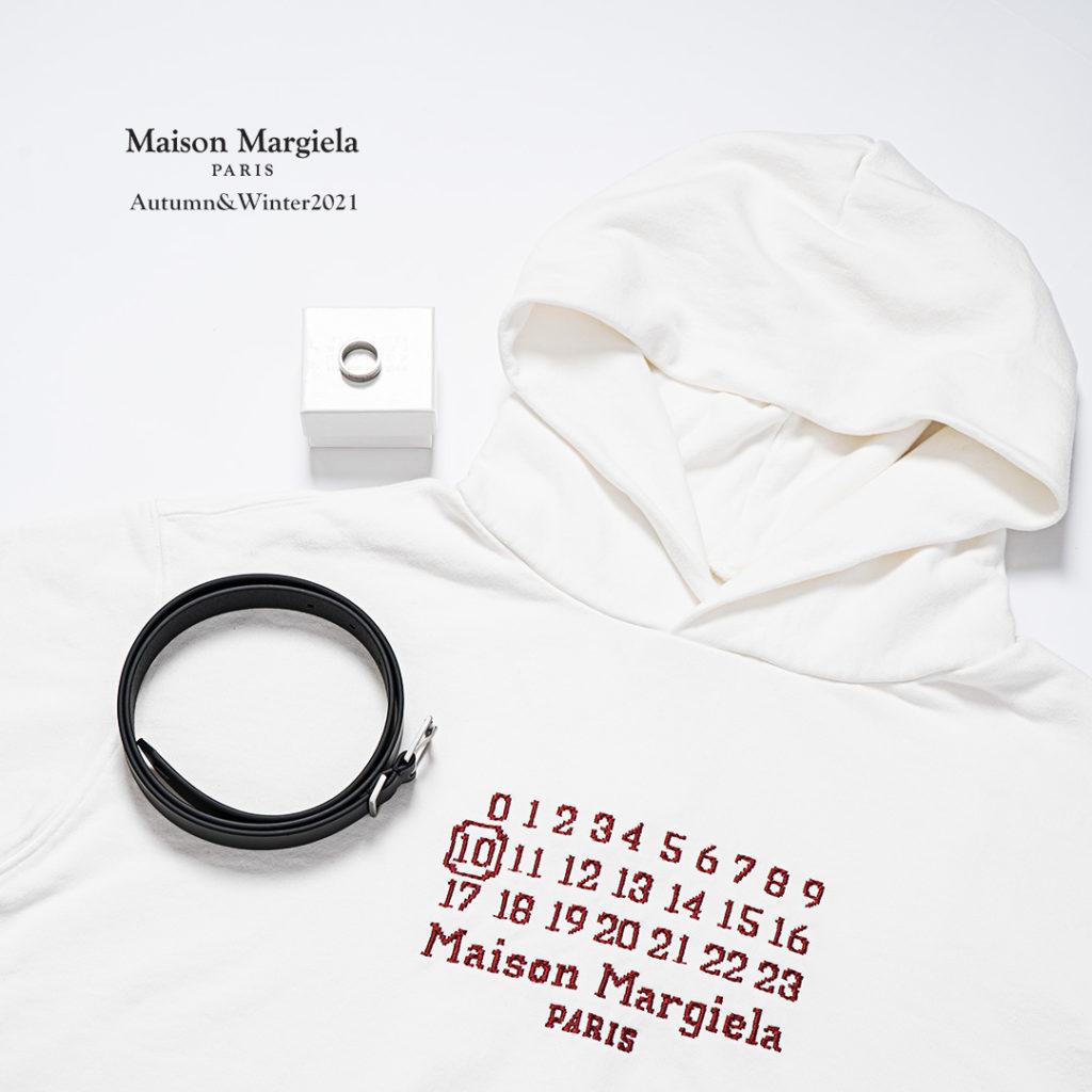 メゾンマルジェラ 2021-22秋冬入荷8弾