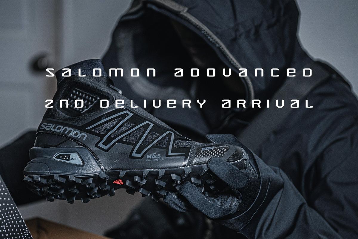 SALOMON ADVANCED 20-21AW Vol.2 発売開始