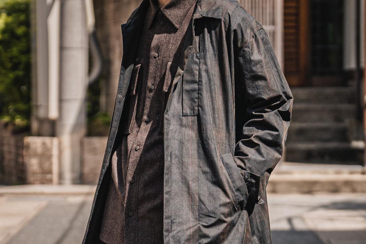 トゥーグッドのメッセンジャーコート
